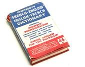 Parlez vous Francais . . . Vintage French/English Dictionary