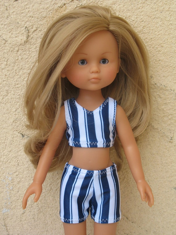 Corolle Les Cheries Doll Sporty Swimsuits or Exercise Suits
