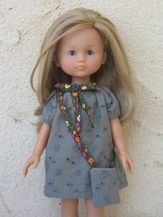 Corolle Les Cheries Doll Dress with Bag