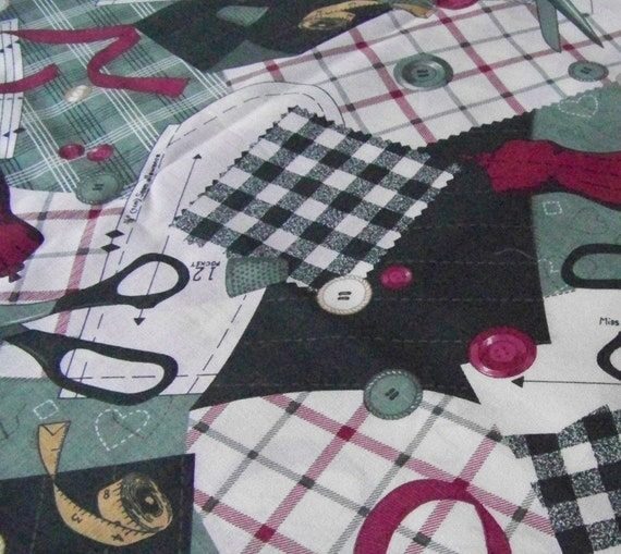 learn how to cut fabric for sewing