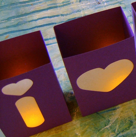 7 Piece Custom Luminaries