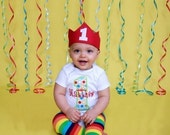 Simply Red Birthday Crown