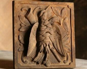 the huntsman plaque