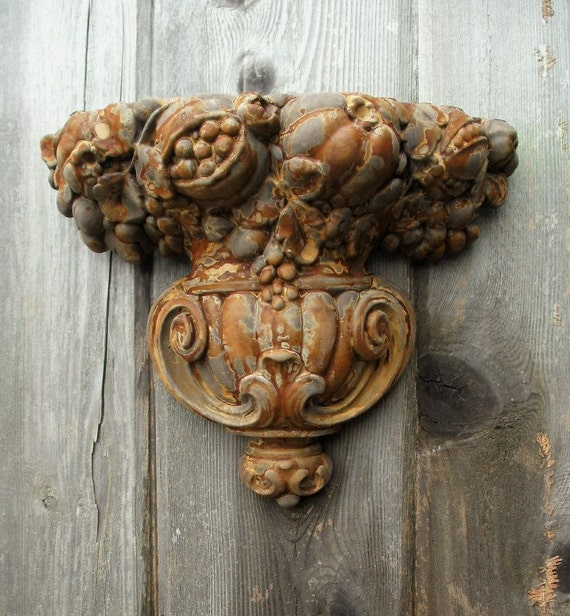 fruit sconce