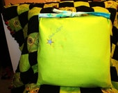 Custom Girl Scout Sit Upon-For Dawn Green-