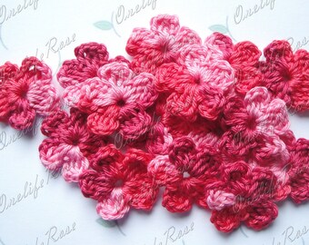 15 pcs Mini Flowers