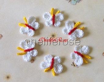 Crochet Butterflys