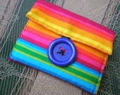 Summer Time Mini Wallet