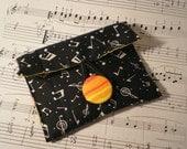 Musical Mini Wallet