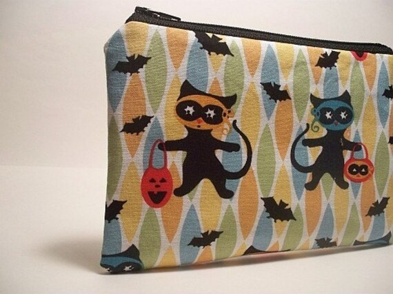 Scaredy Cats Pouch