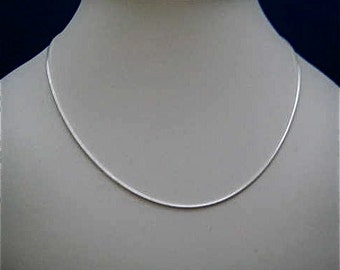 Plated Silver Adjustable Jewelry Chain
