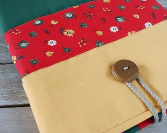 Laptop sleeve for 13 inch Macbook/ cotton
