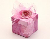 Candy Rose - Favor Box