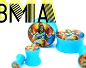 SHIVA God Of DESTROYER 7/8 inch 22mm Plugs BMA