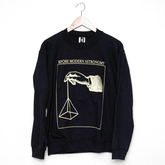 Crew Sweater // Hand of Prism BMA Medium