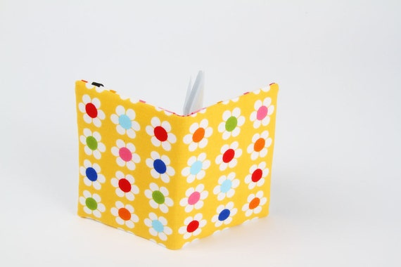 Card holder - Remix daisies in multi