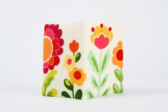 Card holder - Feeling groovy in citron