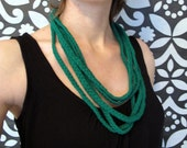Green Baby-proof Necklace
