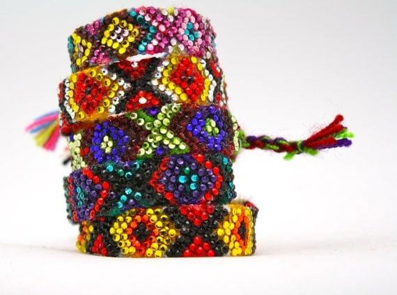 The Original Swarovski Crystal Friendship Bracelet- Custom Made For You