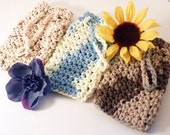 Soap Savers by Sam, 3 Pack, Cotton  - Free Shipping - MTO - YouTubed