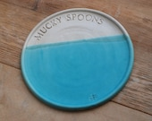 Ceramic Mucky Spoons Tray