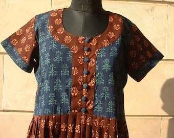 Earthy feel ..........dress 6