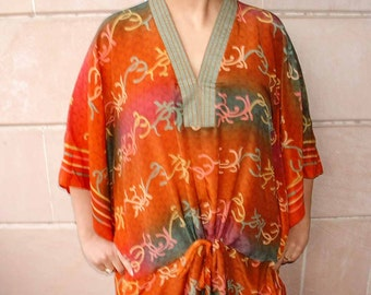 Kimono Cross-over Robe Wrap Perfect bridesmaids gift, getting ready robes, Bridal shower favors, Wedding photo prop
