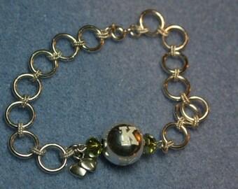Signet bracelet