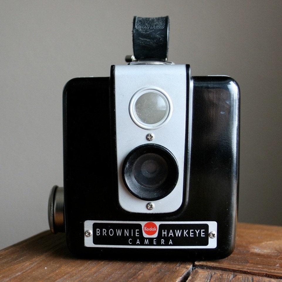 Vintage Brownie Hawkeye Kodak Camera By Impulseart On Etsy