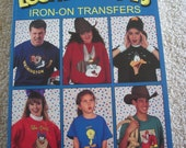 Iron On Transfers Leisure Arts 1586 Lots More Looney Tunes Iron On Transfers Book