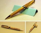 Spalted Willow Oak Pen