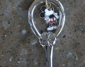 Mickey Mouse Souvenir Travel Spoon