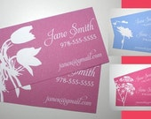 Floral Business/Calling/Mommy Cards set of 50