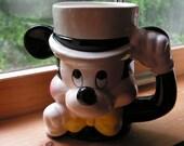 Vintage Disney Mickey Mouse Mug Made in Japan