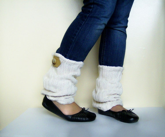 Chunky Slouch Leg Warmers
