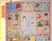 Paper Dolls Quilt Pattern by Bee In My Bonnet - Pipersgirls