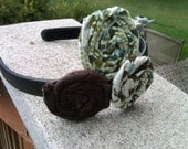 Bunch of Pinwheels Headband baby or adult