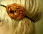Pretty Poppy Headband