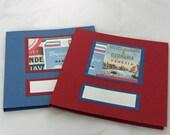 Bon Voyage - Handbound Travel Notebooks or Journals