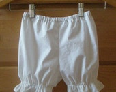 childs pretty classic PANTALOONS in your COLOR coice and SIZE chioce