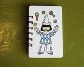 Madeline Notebook