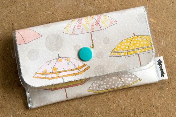 Umbrellas  - Card Wallet