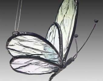 Cara Mia - Stained Glass Butterfly - Mommy Butterfly -Mothers Day - Spring