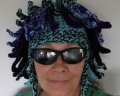 LONG DREDHEAD HIPPIE HAT