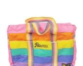 Totes Cute Vintage Kawaii Hawaii Duffel Bag