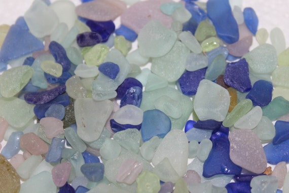 AWESOME BEACH GLASS Arts And craft Pastel Collection zy177