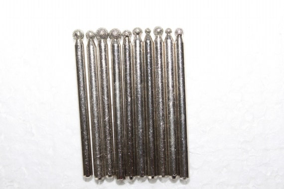 DIAMOND TIPPED DRILL Bits Awesome arts and craft Drill Bits zy285