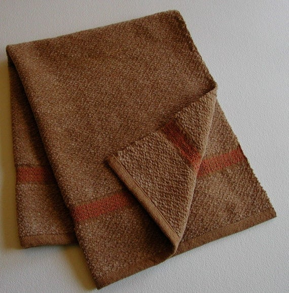 Eco Friendly Handwoven Organic Cotton Crepe Chenille Hand Towel