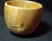 Lignum Vitae Bowl - Handcrafted