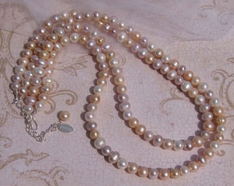 fatdog Necklace - N109 Your Mothers Pearls, Too